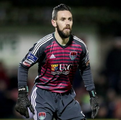 Mark McNulty Cork City
